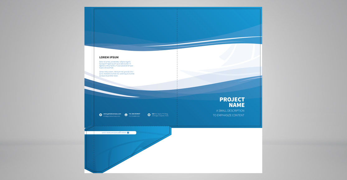 Folder Outside Design